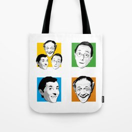 Carry On - Kenneth Williams, Sid James, Charles Hawtrey Tote Bag