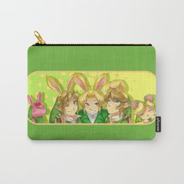 Legend of Zelda: Bunny hoods Carry-All Pouch