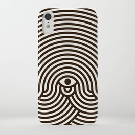 One-eyed monster iPhone Case