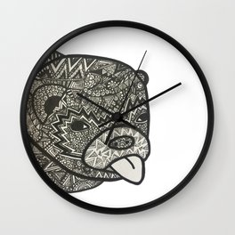 Ferret Wall Clock