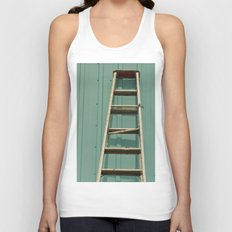 End of the day... Unisex Tank Top