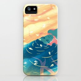 heaven river iPhone Case