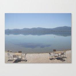 Greek Beauty 2 Canvas Print