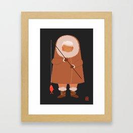 Eskimo2 Framed Art Print