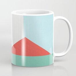 Color and Shape - Kansas Cornfield Coffee Mug