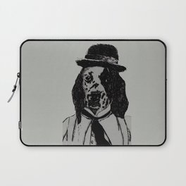 Dog Chaplin Laptop Sleeve