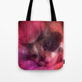 Rose Princess Tote Bag
