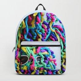 Fringe Panic (portrait) Backpack