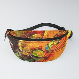 Space And Energy Expression Fanny Pack