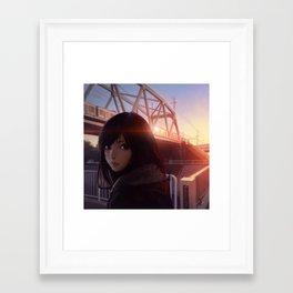 Ichigao Framed Art Print