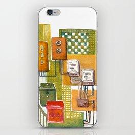 Tong Lau (Hong Kong Shop House) iPhone Skin