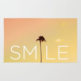 Palm Tree Smile new Hue Rug