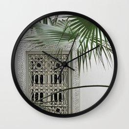 ORIENT garden dreams Wall Clock