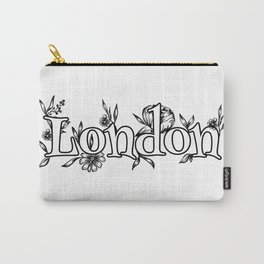 London Town logo design Carry-All Pouch