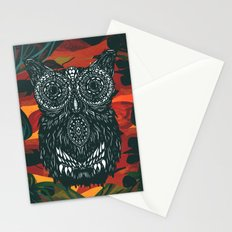 Forest Folk Stationery Cards