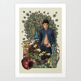 Exotic Fortunes Art Print
