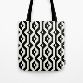 Modern bold print with diamond shapes Tote Bag