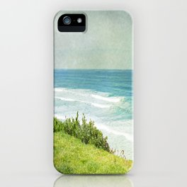 To the West - California Coast iPhone Case