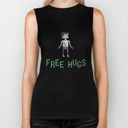 free hugs 4 Biker Tank