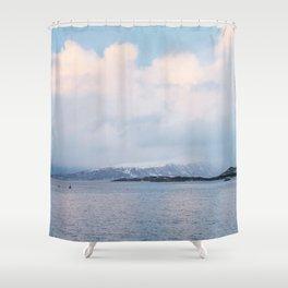 Lofoty Shower Curtain