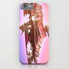 Ancient Glitch Temple iPhone 6s Slim Case