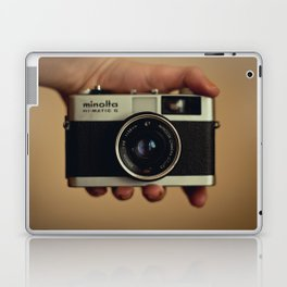 minolta  hi-matic g Laptop & iPad Skin
