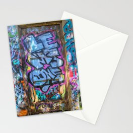 Painted Doorway Stationery Cards