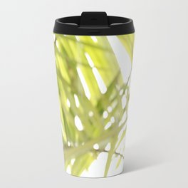 Abstract foliage Travel Mug