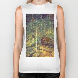 """Fantasy Woods"" Biker Tank"