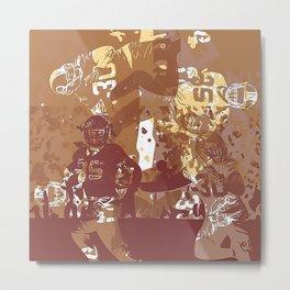 VD2 Metal Print