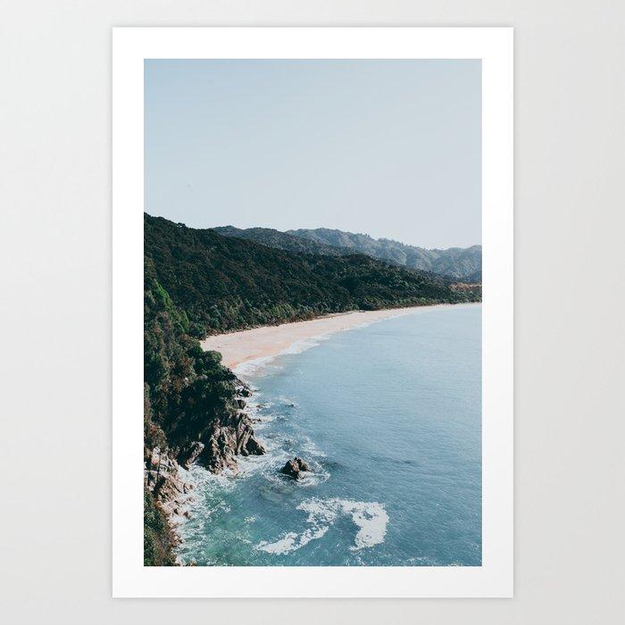 New Zealand III Art Print