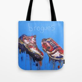 Brogues Tote Bag