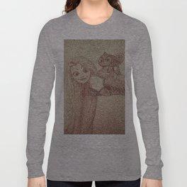 Rapunzel & Pascal Long Sleeve T-shirt