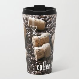Cork & Coffee Travel Mug