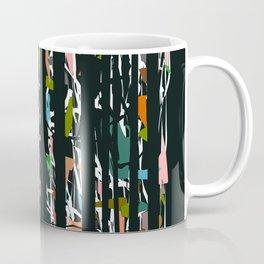Abstract Composition 1034 Coffee Mug