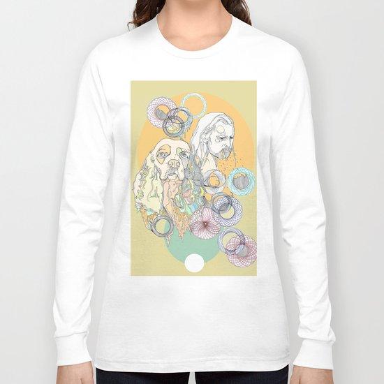 ginger outlaws Long Sleeve T-shirt