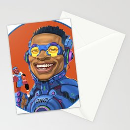 Westbrook Scifi Art Stationery Cards