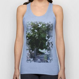 Into the Garden Unisex Tank Top