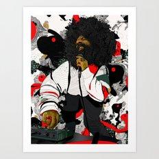 Watts Art Print