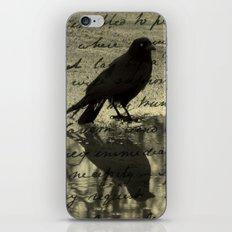 Dark Reflections iPhone & iPod Skin