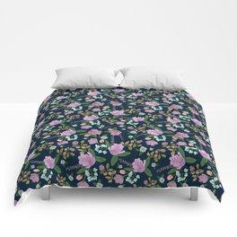 Golightly Flowers Comforters