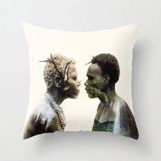MINDURE Throw Pillow