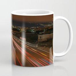 Lights at Night Coffee Mug