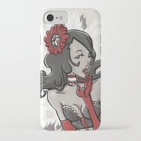 "burlesque iPhone & iPod Cases featuring BURLESQUE by ""dfrnt"""