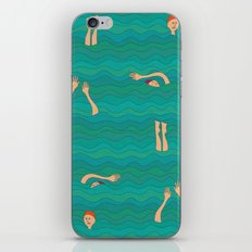 Swimming iPhone & iPod Skin