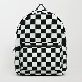 B&W CHECKER Backpack