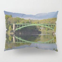Summer Storm Clouds - Delaware River Pillow Sham