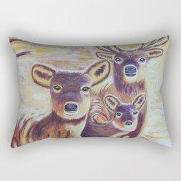 Curious | Curieux Rectangular Pillow