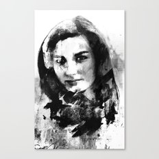BB (Bleak Beauty) Canvas Print