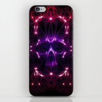 death star iPhone & iPod Skins featuring Death star by Cozmic Photos